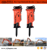 High powerful furukawa hydraulic breaker
