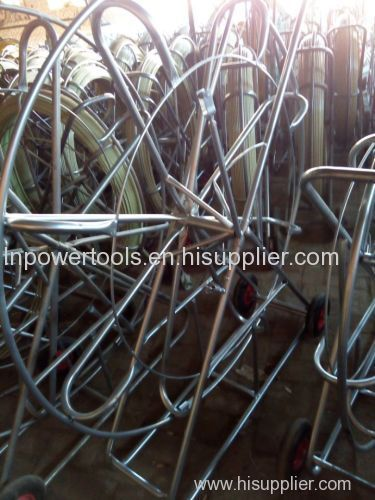 Strong Non-conductive Fiberglass Cable Conduit Rod