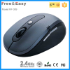 2.4ghz usb wireless ergonomic optical mouse
