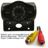 HD waterproroof infrared night vision bus reversing camera / bus rearview camera/bus back up packing camera