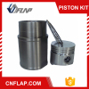 VW piston and liner kit Piston ring piston kit