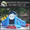 Thomas the train inflatable bounce slide combo