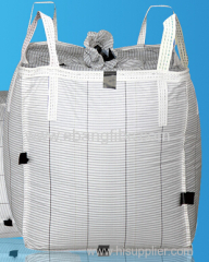 conductive FIBC bag for packing chemicals