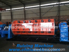 Planetary Stranding Machine for Wire Twist