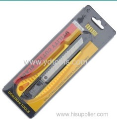 TOOL SET UTILITY CUTTER BLADE