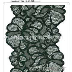 17 Cm Flowered Galloon Lace (J0097)