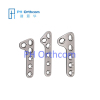 TPLO Slocum Style Plates for Small Animal Orthopaedic Implant Veterinary Bone Plate Internal Fixation