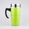 Color painting Double Wall Stainless Steel Vacuum Thermo Travel coffee mug flask