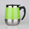 Stainless Steel Travel Mug Office Cup Coffee Tea Hot Cold Water