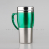 2016 Stainless Steel Double Wall Travel Mug Tea Tumbler Thermos Coffee Cup