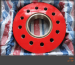 "13 5/8"" x 10000 psi Double Studded Adapter Flange"