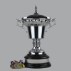 Trophy metal cup crystal trophy medal