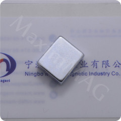 NdFeB bar/block magnets with nickel coating