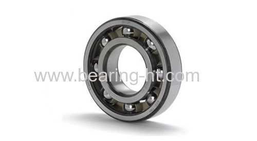 OEM Accepted Deep Groove Ball Bearing
