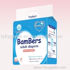 Cheap Price adult diaper
