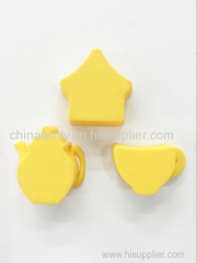 3pcs Muffin Silicone Mould