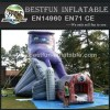 Inflatable Mega Twister Super Slide