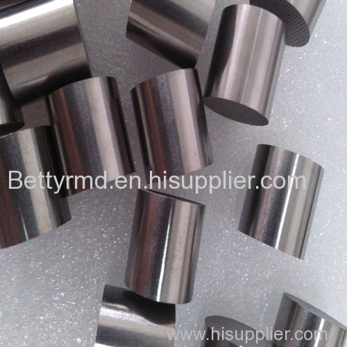 High quality 19.2g/cm3 pure tungsten bar