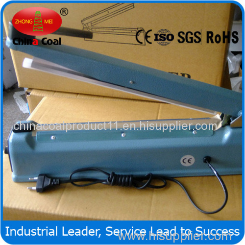 PFS Series Packaging Machinery Hand Impulse Bag Sealers Plastic Bag Sealer