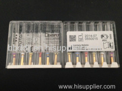 Dental Rotary Protaper /NITI Super Files for sale