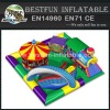 Infltable playground inflatable outdoor amusement park