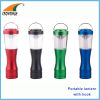 1W LED hook lamp red LED warning lantern camping lantern with compass high power table lamp hand torch 3*AAA 80Lumen
