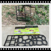 diy plastic path maker mould pavement cement brick mould