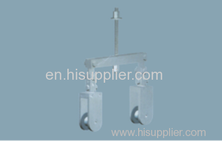 Stainless steel suspension clamp