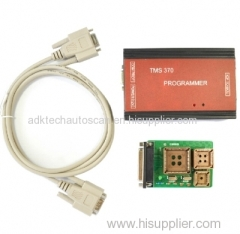 TMS370 programmer for auto dashboard odometer