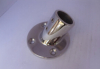 Stainless steel investment casting 60° circular seat with 22/25mm