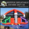 Giant interactive inflatable Defender dome