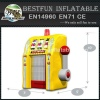 Inflatable Slots Money Machine