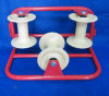 Cable Ground Roller Pulley Cable protection pulley