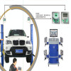 sucvary 5D wheel alignment for all kinds of car lift