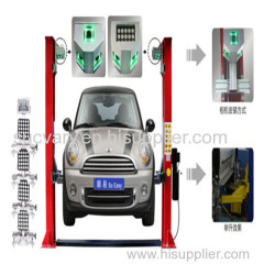 sucvary 5D wheel alignment for all kinds of car lift hot sale in China