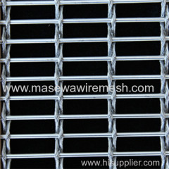 matallic mesh for ceiling or cladding
