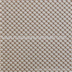 metal curtain sheet of store decoration