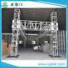 Aluminum truss for exhibition spigot truss global truss bolt truss for sale