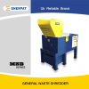 Mobile hard drive shredder / hard disk crusher machine for sale