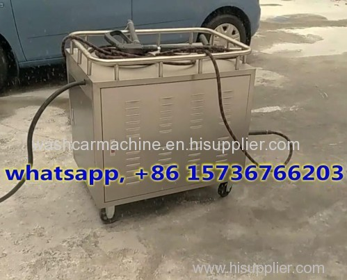 32kw 35kg steam pressure high pressure car washer with wholesale price