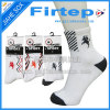 Classical terry bottom sport socks running socks