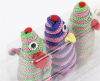 "3"" mice 3pcs Cat Toy Mouse Toy"