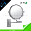 wall mounted double side magnifying mirror