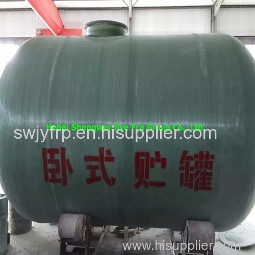 FRP Vessel Storage Tanks