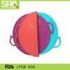Colorful FDA LFGB silicone pot cover lid for Food Microwave