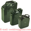 NATO/UN Standard Military Metal Jerry Can