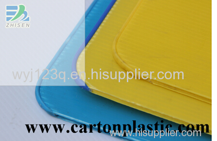 orrugated Plastic Bottle Layer Pads