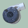 Combustion Fan For Pellet Stove Burner