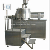High speed wet mixing granulating machine