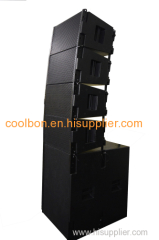 Pro Active Line Array PA System Audio Speaker (LA110+)